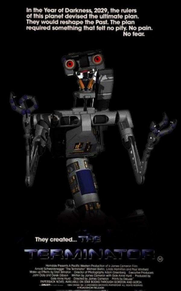 Short Circuit / Terminator Swap