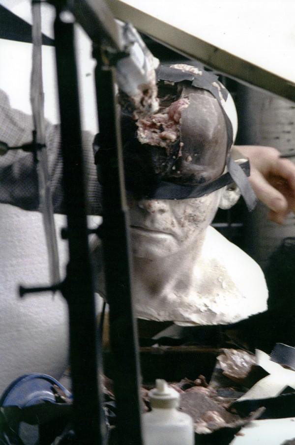 Pat Lowry - Yaphet Kotto's brain busting rig