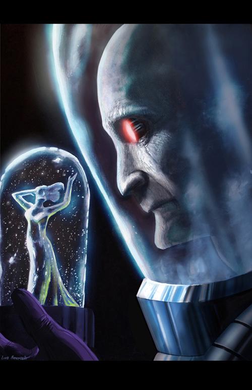 Batman: Mr. Freeze by Livio Ramondelli