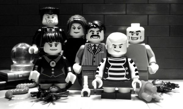 LEGO Addams Family