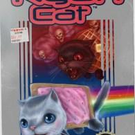Nyan Cat Vintage Nintendo Game