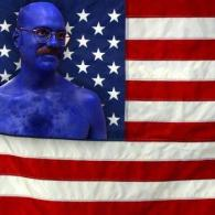 Tobias Funke x The American Flag - Arrested Development