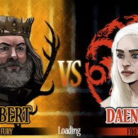 Game of Thrones Excel: King vs Khaleesi - Daenerys Targaryen vs Robert Baratheon