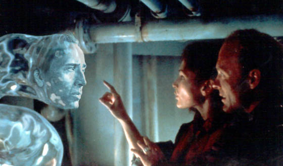 Nicolas Cage x The Abyss - James Cameron, face swap