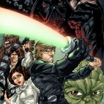 "Star Wars: Forces by Chris ""C-dubb"" Williams - Yoda, Luke Skywalker, Darth Vader, Han Solo, Leia, Chewbacca"