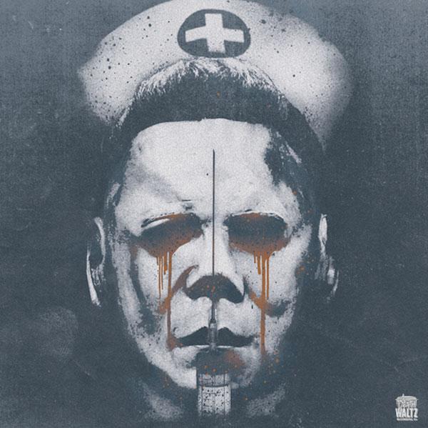Halloween II & III Vinyl Soundtrack Album Art