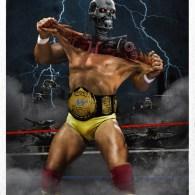 Hasta La Vista Brother by Jon Smith - Hulk Hogan, Terminator, Arnold Schwarzenegger
