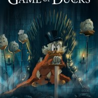 Game of Ducks: Ducktales x Game of Thrones by Daniel Cox