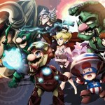 The Mario Avengers by TheJayPhenrix