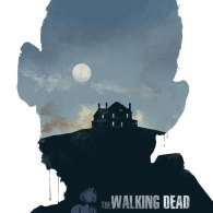Walking Dead Season 2 Poster by Duke Dastardly - Zombies, TV, Art