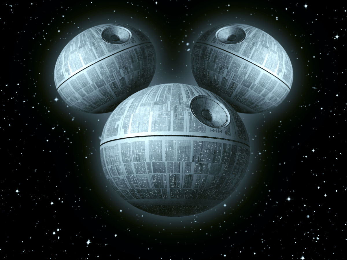 the new death star star wars x disney mashup disney death star by genz star wars mickey mouse logo mashup