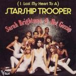 Sarah Brightman & Hot Gossip - (I Lost My Heart To A) Starship Trooper - Sci-Fi, Disco