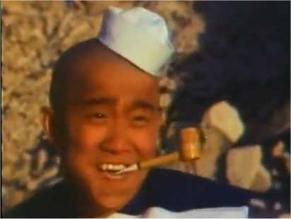 Chinese Popeye from The Dragon Lives Again