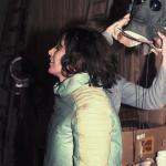 Maria De Aragon as Greedo - Star Wars Behind the Scenes