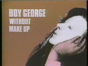 Boy George Without Makeup