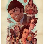 One Flew Over the Cuckoo's Nest Poster Art by BlitzCadet