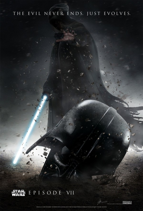 Fan-Made Star Wars: Episode VII Poster
