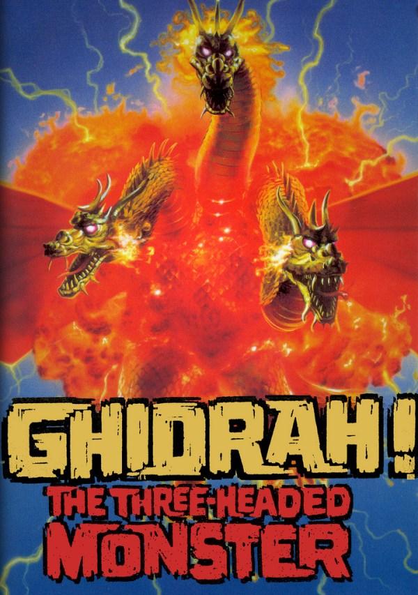 Ghidrah, the Three-Headed Monster (1965)