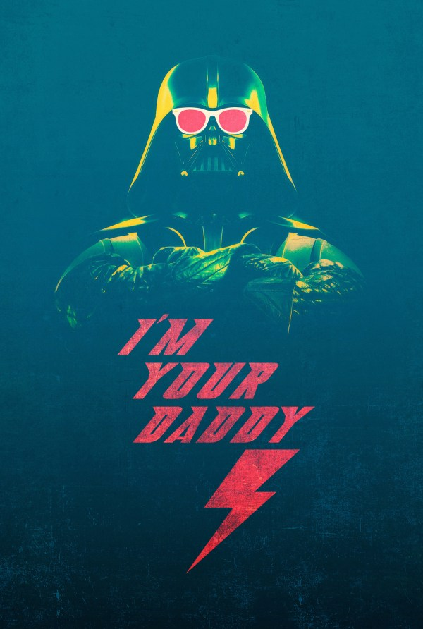 I'm Your Daddy by victorsbeard - Darth Vader, Star Wars