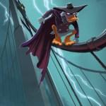 The Duck Knight Returns by Jake Myler - Darkwing Duck x Batman