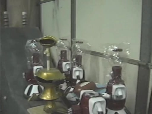 MST3K Last Dance - Crow T. Robot and Tom Servo Props
