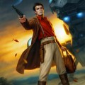 Captain Malcolm Reynolds by Dan dos Santos - Firefly Art, Nathan Fillion, Joss Whedon