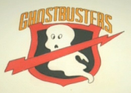 Early Ghostbusters Logo Concept