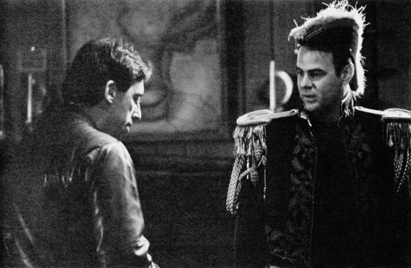 Ghostbusters Behind the Scenes: Ivan Reitman directs Dan Aykroyd in Fort Detmerring Deleted Scene
