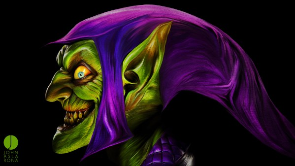 osborn identity by John Aslarona - Norman Osborn is The Green Goblin