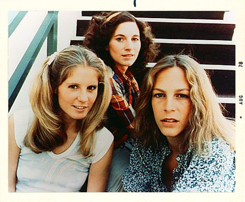 Halloween Behind the Scenes: Nancy Kyes, Jamie Lee Curtis, P.J. Soles