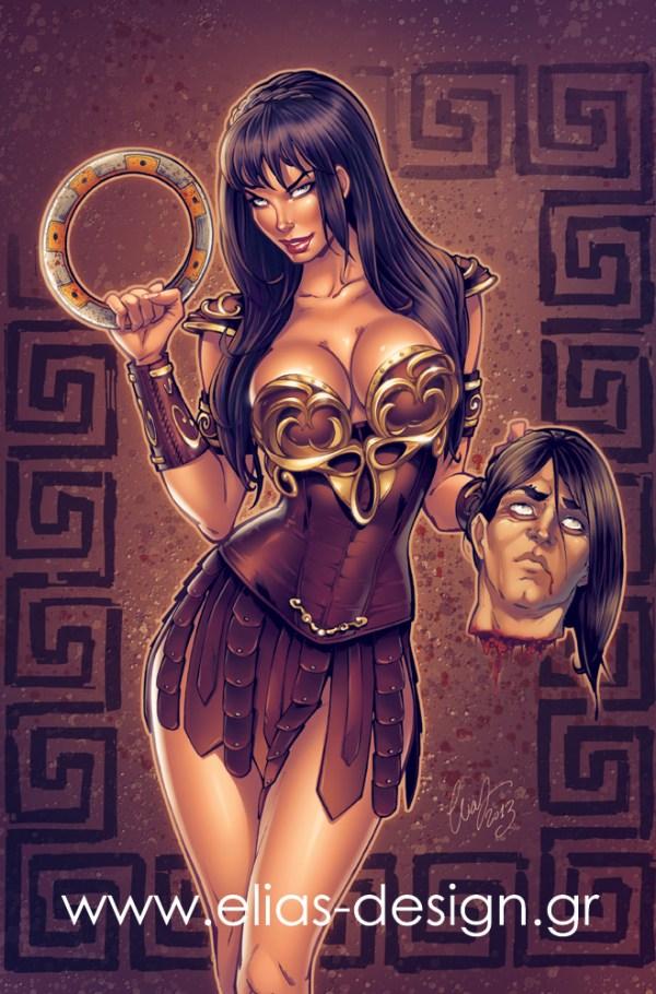 Disney warrior princess sexy curiously