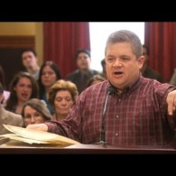 Patton Oswalt Pitches HIs Ideas for Star Wars VII in this Totally Improvised 8 Minute Parks and Recreation Outtake