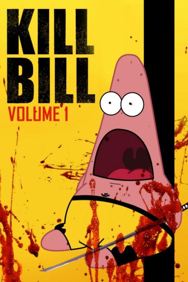 Surprised Patrick Movie Poster Parodies By Bosslogic