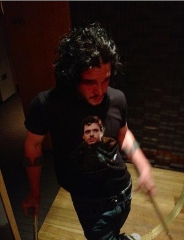 Game of Thrones Cast: Kit Harington (Jon Snow)