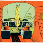 Drinks Anyone - 2001 A Space Odyssey Howard Johnsons Children's Menu (1968) - Stanley Kubrick - Arthur C. Clarke