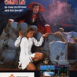 Haunted Castle (1987) - Konam Arcade Flyer