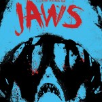Jaws Poster by Daniel Norris. Directed by Steven Spielberg.