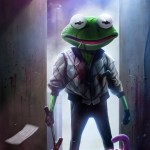 Kermit the Frog as The Driver - Muppets x Drive Mashup by Dan LuVisi - Ryan Gosling - Nicolas Winding Refn