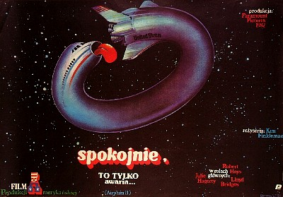 polish airplane 2 poster