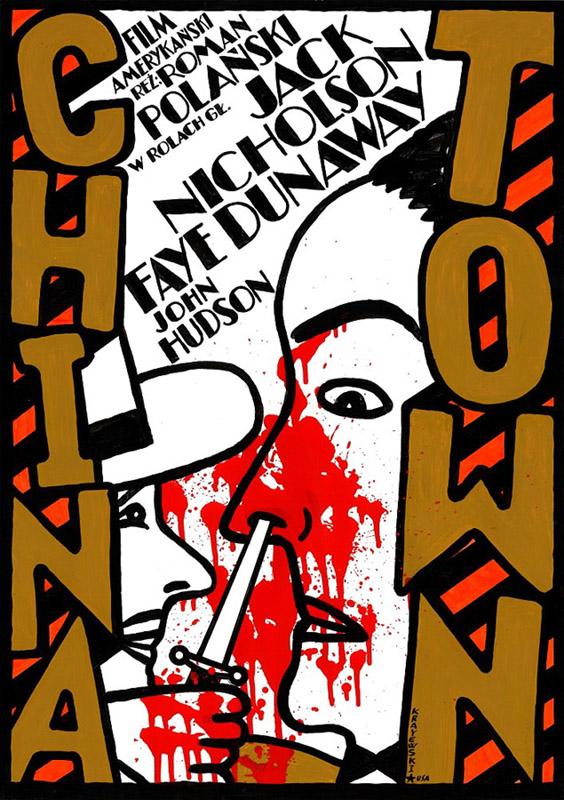 polish chinatown poster