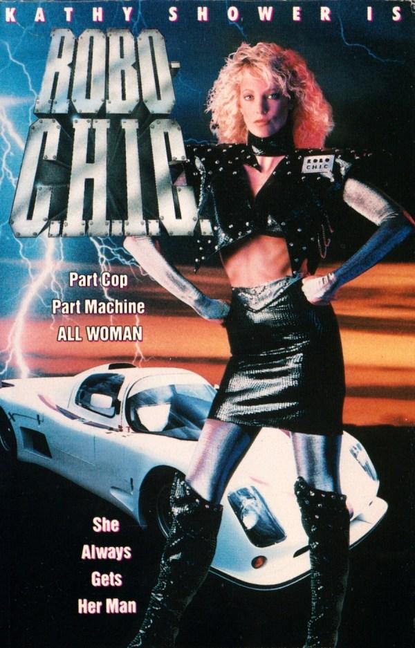bad movie clip cyberchic aka robochic aka thunder