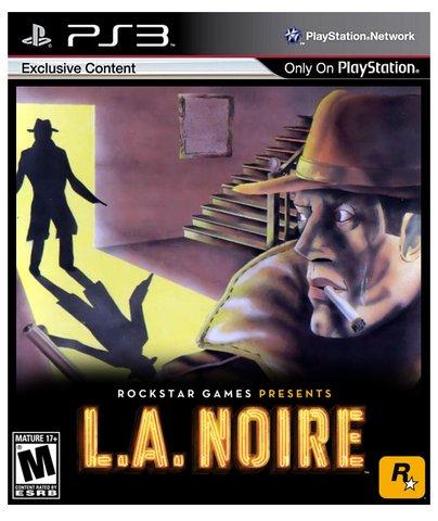 retro la noire box art - vintage 1980s style video game covers for modern games
