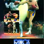 Kickboxer Robocop aka Rings Untouchable VHS Cover - Joseph Lai - Godfrey Ho Ninja Movies