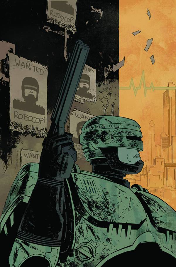 RoboCop Last Stand - Frank Miller Screenplay Adaptation - Boom Studios