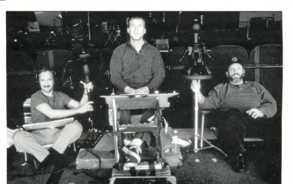mst3k behind the scenes - Trace Beaulieu - Mike Nelson - Kevin Murphy