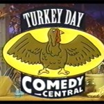 MST3K Turkey Day Logo 1994