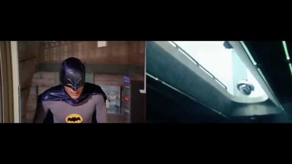 Dark Knight Rises SPOILERS Comparison to 1966 Batman