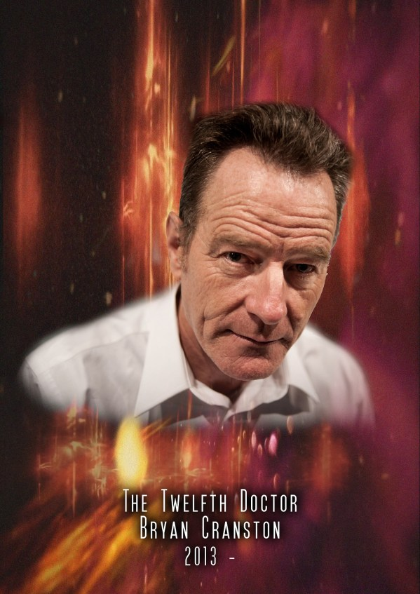 American Doctor Who - Bryan Cranston as the 12th Doctor