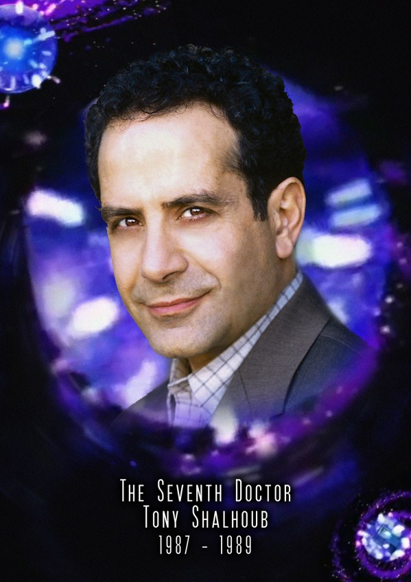 American Doctor Who - Tony Shalhoub as the 7th Doctor