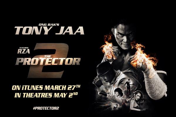 The Protector 2 starring Tony Jaa and RZA